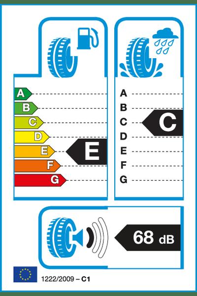 Reifenlabel 68-1-E-C-C1