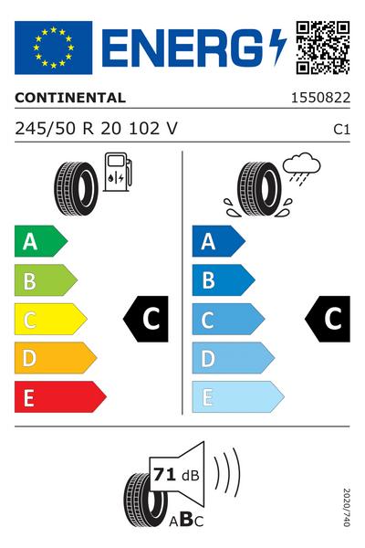 Reifenlabel 71-2-C-C-C1