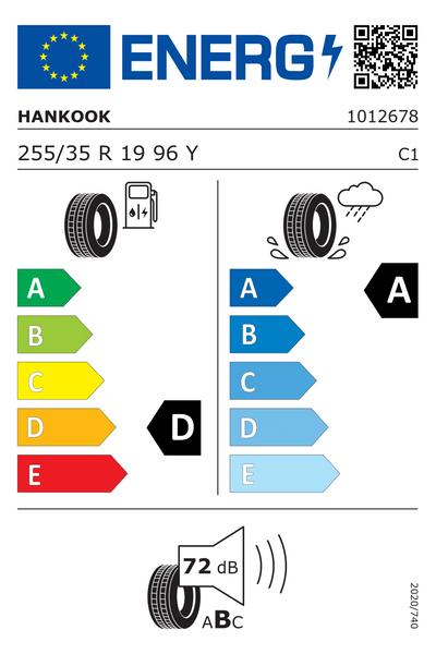 Reifenlabel 72-2-E-A-C1
