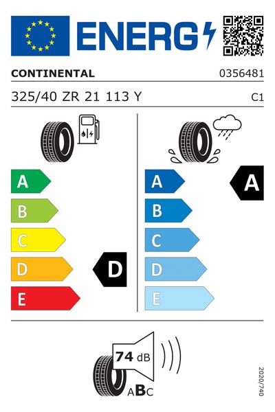 Reifenlabel 74-2-E-A-C1