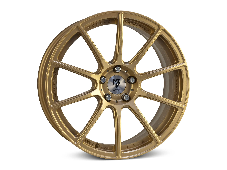 Mf1 Gold Matt Mg Wheels Mbdesign Onlineshop Alfa Romeo Magnesium
