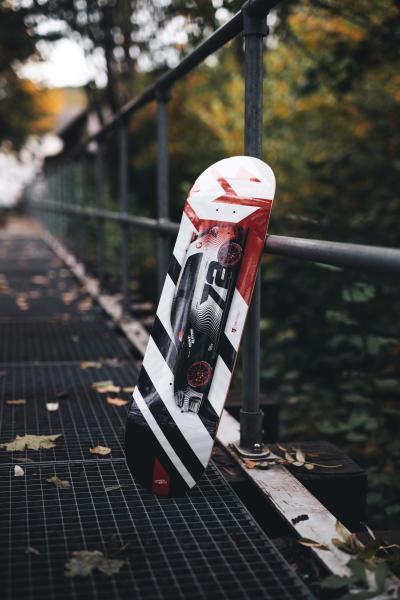 mbDECK - Skateboard 8.13er Ahorn Golf TCR MF1