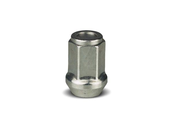 Radmutter M12x1,5 Kegelbund 60° geschlossen
