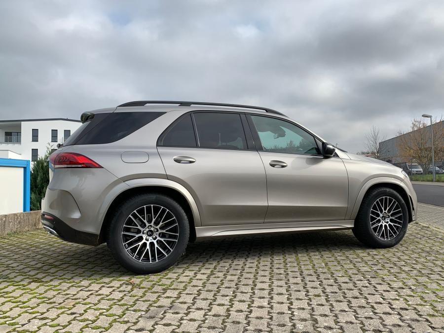 Mercedes-Benz GLE AMG-Line V167 - KV4 Schwarz matt poliert