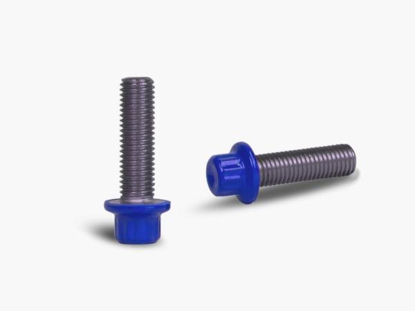 M7x24mm Verbindungsschraubenkit Blau VPE 20