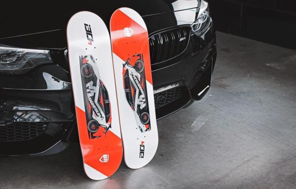 mbDECK - Limited Edition 10 - Hyundai i30N Performance Rot