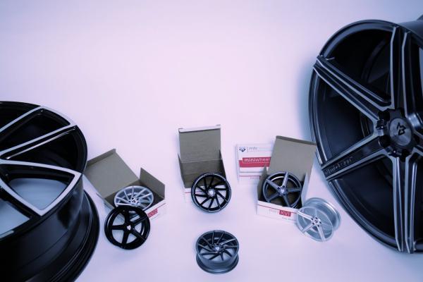 mbDESIGN Miniwheel 4 Zoll