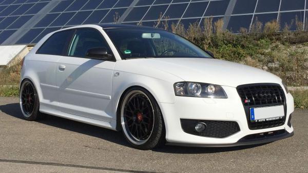 """Audi A3, S3 8P Sommerräder LV1 19"""" Schwarz glanz - Nexen"""