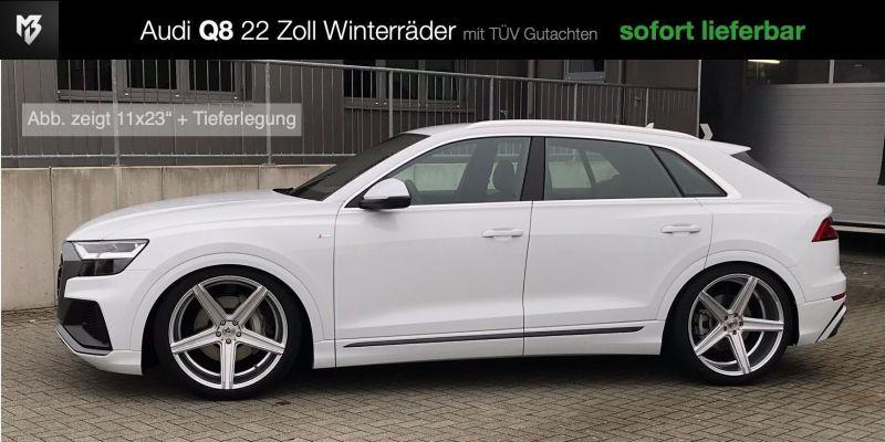 Audi Q8 Winterräder