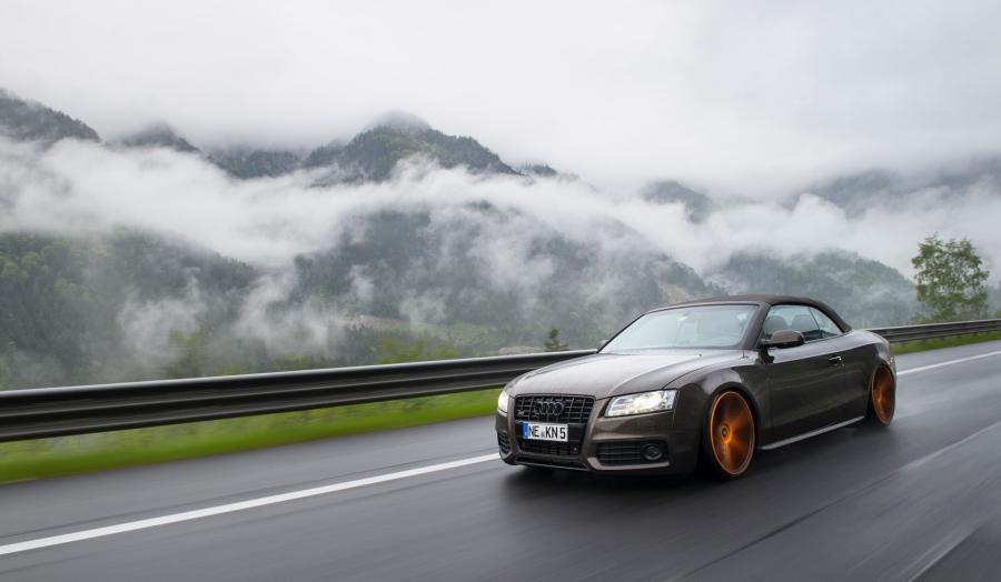 Audi A5 8T,8F - KV1 Individual