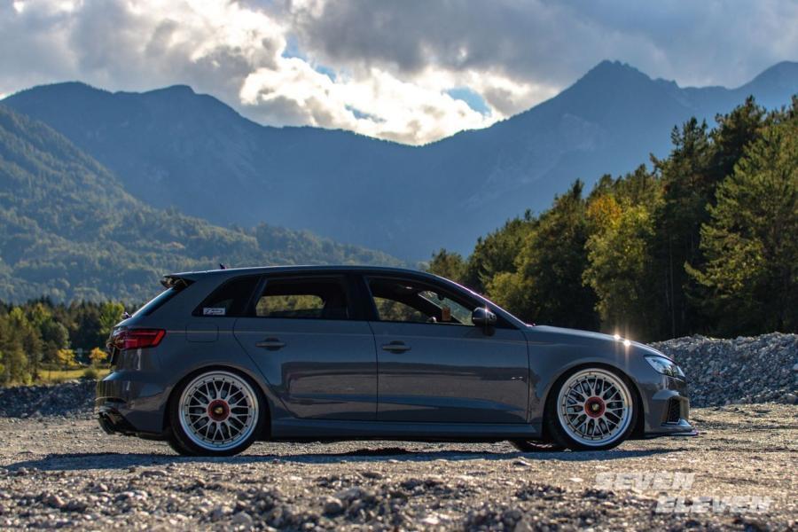 Audi RS3 Sportback - LV1 Champagner glänzend poliert