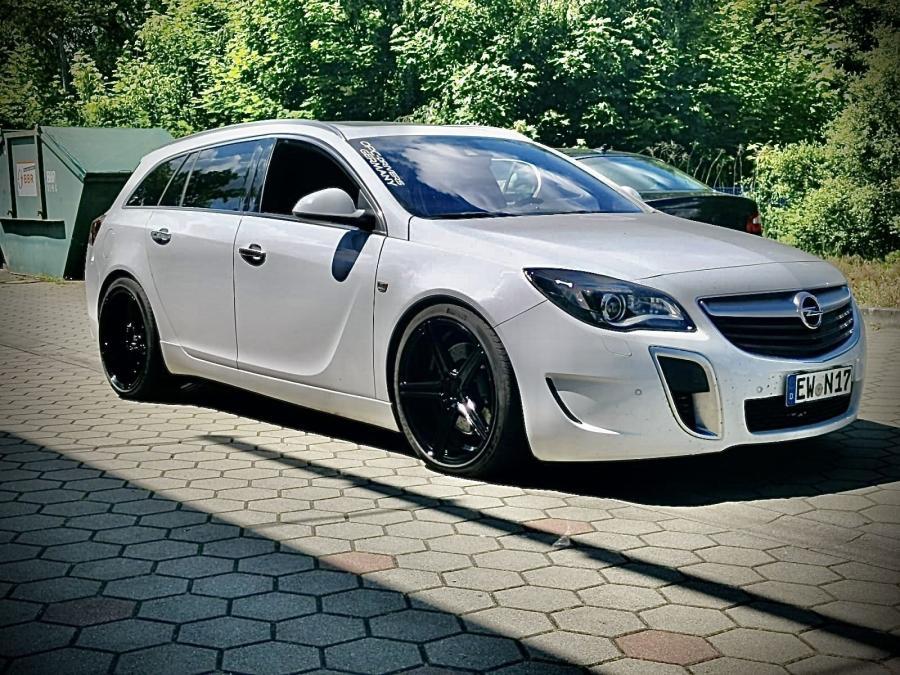 Opel Insignia OPC - KV1 Schwarz glänzend