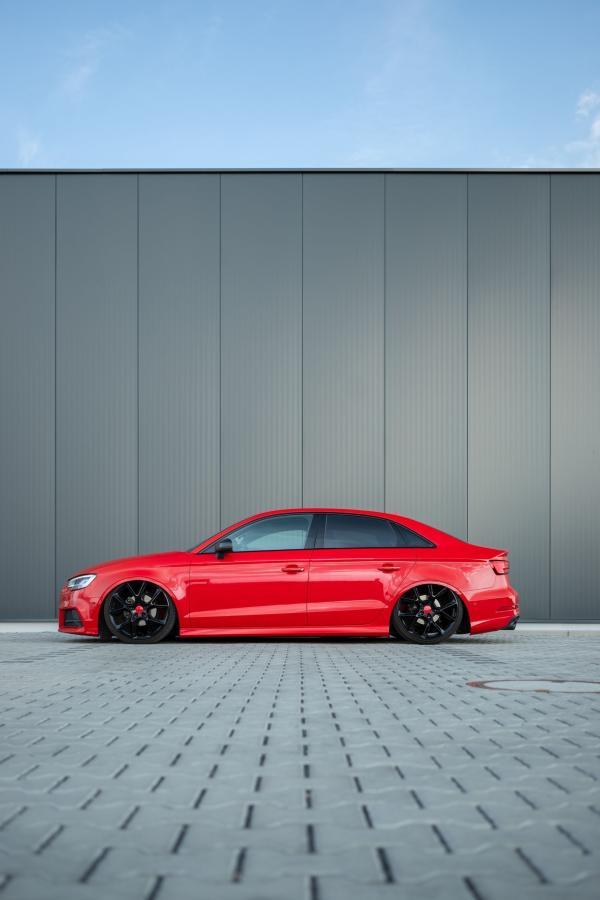 Audi A3 Limousine/Cabrio - KX1 Schwarz glänzend