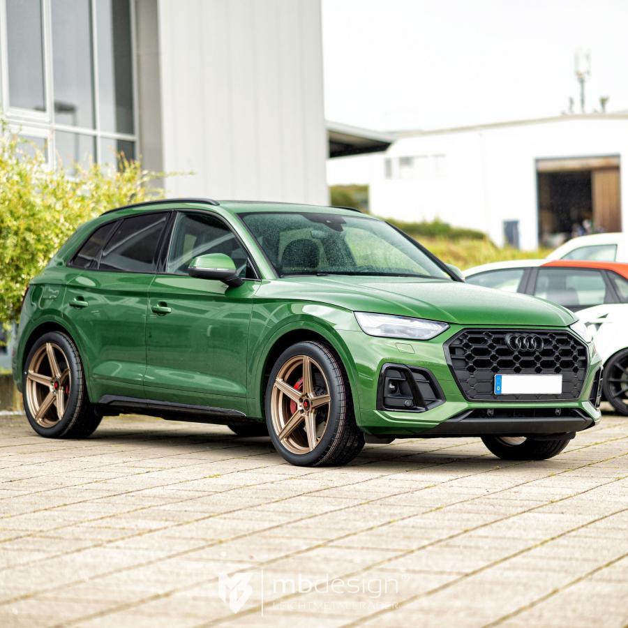 Audi SQ5, -/Sportback - KV1 S Bronze light matt