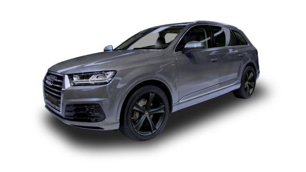 "Audi Q7 4M Winterräder 20"" TETTSUT Mattschwarz - Goodyear Ultra Grip 8"